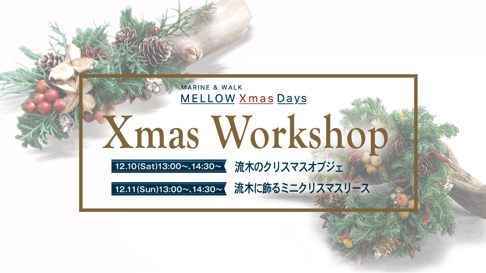 Xmas Workshop